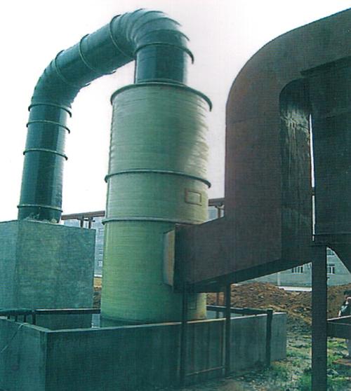 玻璃钢脱硫净化塔_玻璃钢吸收塔,玻璃钢脱硫塔,玻璃钢净化塔,巴歇尔槽,玻璃钢冷却 ...